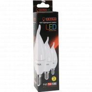 Лампа светодиодная «Ultra» LED F40 7W E14 3000K.