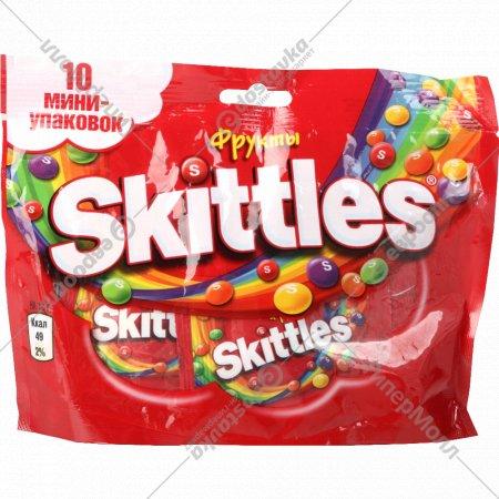 Драже «Skittles» фрукты, 120 г.