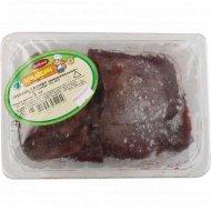 Печень свиная замороженная 1кг.