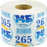 Туалетная бумага «МачБум 265» 1 рулон.