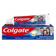Зубная паста «Colgate» свежая мята, 50 мл.