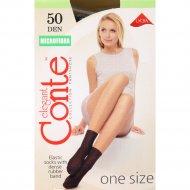 Носки женские «Conte» Nero, 50 den.