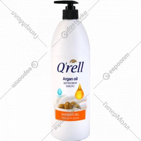 Гель для душа «Q'rell» аргановое масло, 950 мл.