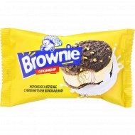 Мороженое «Brownie» пломбир, 85 г.