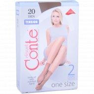 Носки женские «Conte»Tension 20 den, 2 пары.