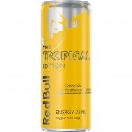 Напиток «Red Bull» Tropical Edition, энергетический, 0,25 л