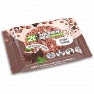 Хлебцы «ProteinRex» Шоколадный брауни, протеиново-злаковые, 55 г.