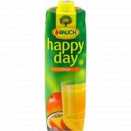Нектар из манго и маракуйи «Happy day» с мякотью, 1 л.