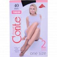 Носки женские «Conte»Tension 40 den, 2 пары.