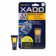 Ревитализант ЕХ 120 «Xado» для дизельных двигателей, 9 мл.