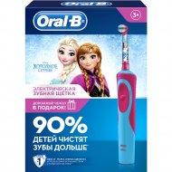 Набор «Stages Power Frozen» электрическая зубная щетка + чехол.