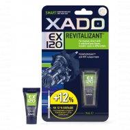 Ревитализант ЕХ 120 «Xado» для КПП и редукторов, 9 мл.