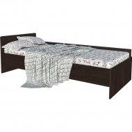 Кровать «Интерлиния» Анеси-4, дуб венге