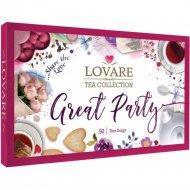Набор чая «Lovare» Great party, 153.5 г.