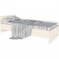Кровать «Интерлиния» Анеси-4, вудлайн кремовый