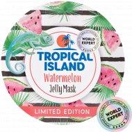 Маска увлажняющая для лица «Tropical Island» арбуз, 10 г