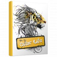 Блокнот «My color life» 02013.