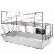 Клетка для кроликов «Ambiente 120» чёрный.