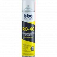 Смазка «BBC» RC-40, 4007, 400 мл