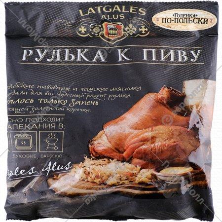 Продукт из свинины мясной «Голенка по-польски» вареный, 1 кг., фасовка 0.45-0.65 кг
