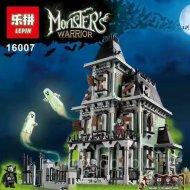 Конструктор «Дом с привидениями» 16007.