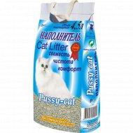 Наполнитель «Cat Litter», комкующийся, 4.5 л.