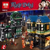 Конструктор «Гарри Поттер - Косой Переулок» 16012.