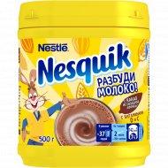 Какао-напиток «Nesquik» быстрорастворимый, обогащенный, 500 г