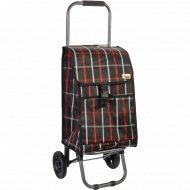 Тележка с сумкой Eco «Brown» 1,3 кг.