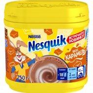 Какао-напиток «Nesquik» быстрорастворимый, со вкусом карамели, 250 г