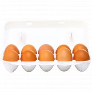Яйцо куриное цветное С-1, 10 шт.