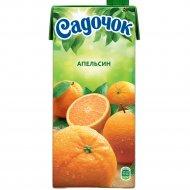 Нектар «Садочок» апельсиновый 950 мл.
