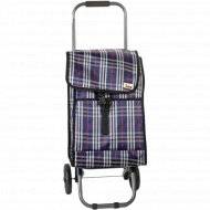 Тележка с сумкой Eco «Tartan» 1,3 кг.
