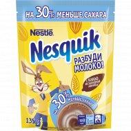 Какао-напиток «Nesquik» быстрорастворимый, обогащенный, 135 г