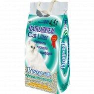 Наполнитель «Cat Litter» океанический, 4.5 л.