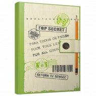 Блокнот «Top secret» 02051.