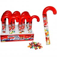 Драже жевательное «Candy Cane with Jelly Beans» 50 г.