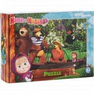Игрушка «Пазл. Маша и Медведь - 2»