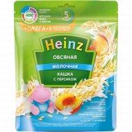 Каша «Heinz» с персиком и Омега-3, 200 г.