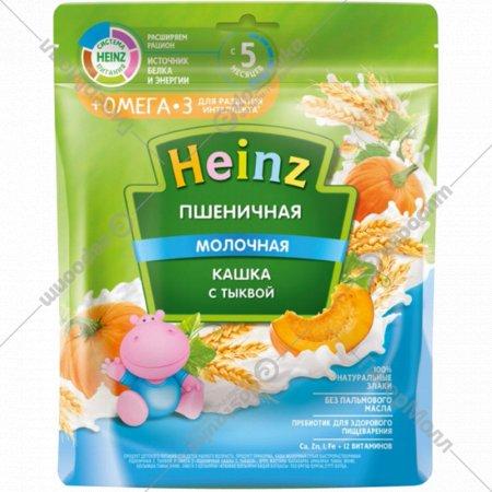 Каша «Heinz» с тыквой и Омега-3, 200 г.