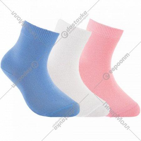 Носки детские «Tip-Tot» белые, размер 16.