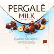 Набор конфет «Pergale» с молочным шоколадом 120 г.