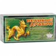Чай зеленый «Великий дракон» 20 пакетиков.