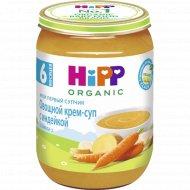 Овощной крем-суп «HiPP» с индейкой, 190 г.