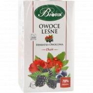 Чайный напиток фруктовый «Biofix» лесные ягоды, 25х2 г.