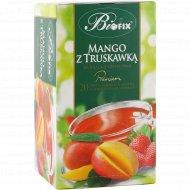 Чайный напиток фруктовый «Biofix» манго с клубникой, 20х2 г.