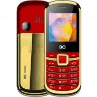 Мобильный телефон «BQ» Nano, BQ-1415, красный/золотой