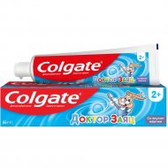 Зубная паста «Colgate» Доктор заяц, со вкусом жвачки, 50 мл.
