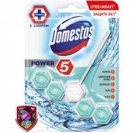 Блок для унитаза «Domestos» Power кристальная чистота, 55 г.