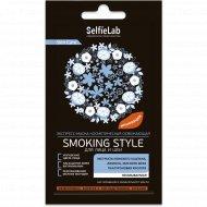 Экспресс-маска «SelfieLab» smoking style, 8 г.